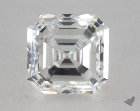 1.01 Carat E-VS1 Asscher Cut  Diamond
