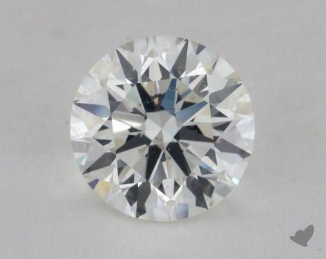 1.72 Carat J-SI1 Excellent Cut Round Diamond