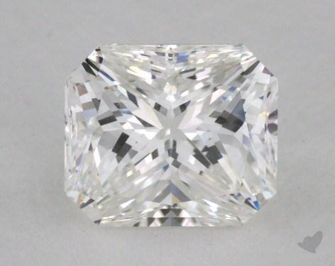 1.03 Carat G-VVS2 Radiant Cut Diamond