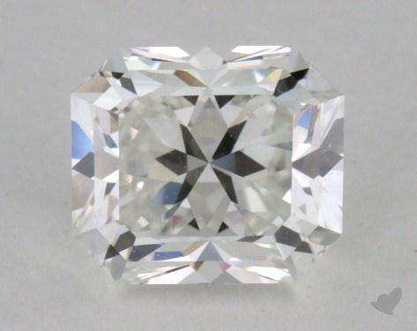 1.01 Carat G-IF Radiant Cut Diamond