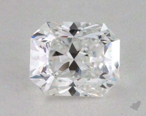 1.13 Carat F-IF Radiant Cut Diamond