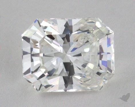 4.00 Carat F-IF Radiant Cut Diamond