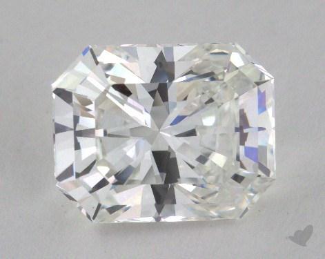 4.00 Carat F-IF Radiant Cut Diamond