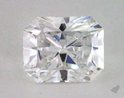 4.01 Carat E-VVS1 Radiant Cut Diamond