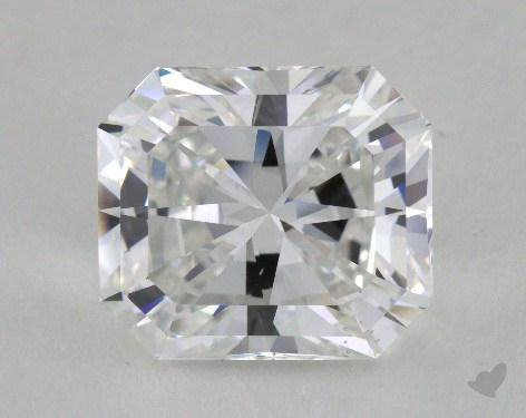 5.04 Carat D-VS2 Radiant Cut  Diamond