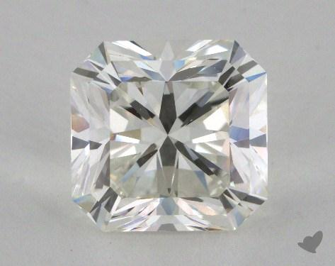3.07 Carat I-IF Radiant Cut  Diamond