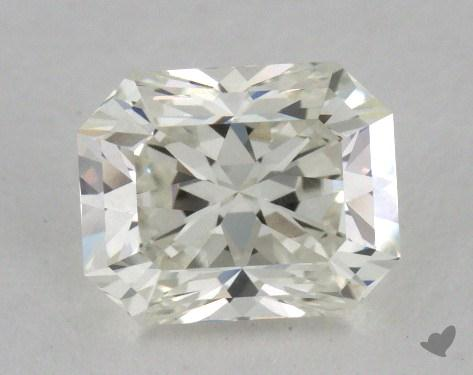 1.01 Carat J-VS1 Radiant Cut Diamond
