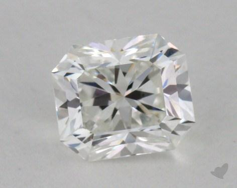 1.08 Carat G-VVS2 Radiant Cut Diamond