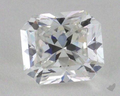 1.02 Carat F-IF Radiant Cut Diamond