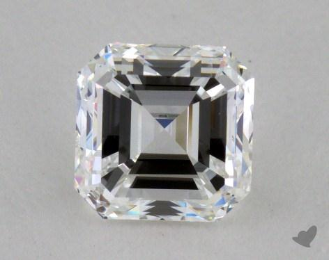 1.00 Carat D-VS1 Asscher Cut  Diamond