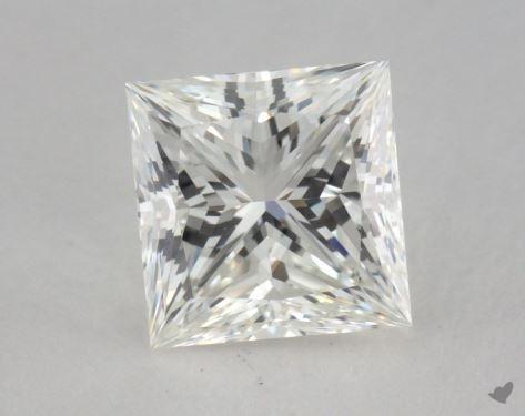 1.65 Carat H-IF Ideal Cut Princess Diamond