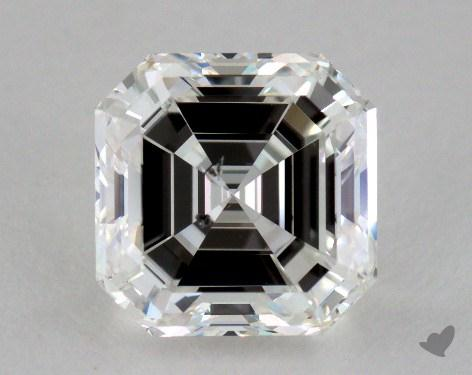 2.00 Carat G-SI2 Asscher Cut Diamond