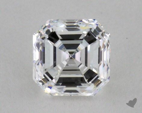 1.04 Carat D-IF Asscher Cut Diamond