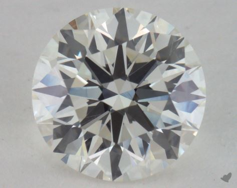 1.51 Carat J-VS2 Excellent Cut Round Diamond