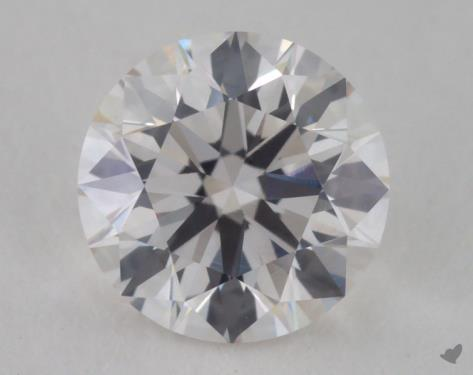 1.01 Carat J-VS1 Excellent Cut Round Diamond