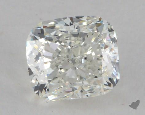 1.08 Carat H-VS2 Cushion Cut Diamond