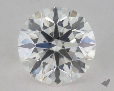 0.56 Carat G-VS2 Ideal Cut Round Diamond