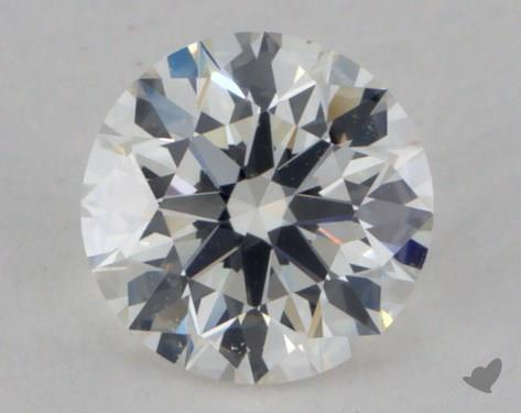 0.56 Carat H-VS2 Ideal Cut Round Diamond
