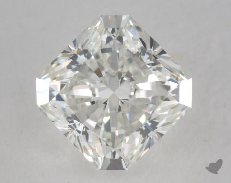 1.31 Carat H-VS2 Radiant Cut  Diamond