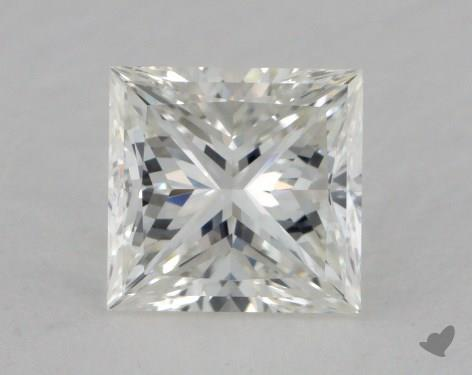 0.93 Carat H-VS1 Princess Cut Diamond