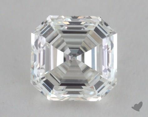 0.94 Carat H-VS1 Asscher Cut  Diamond