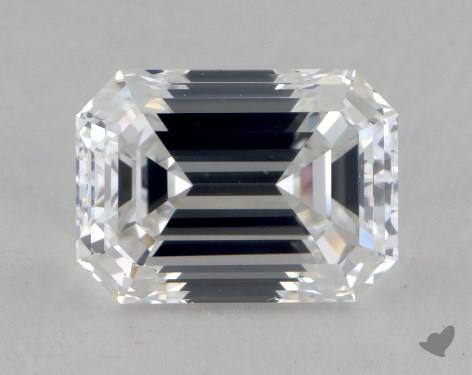 1.40 Carat D-VVS1 Emerald Cut Diamond