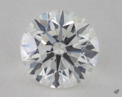 0.71 Carat I-VS1 Excellent Cut Round Diamond