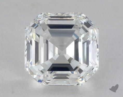 2.02 Carat H-SI1 Asscher Cut  Diamond