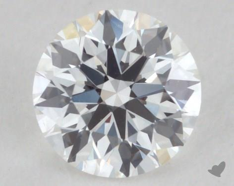 0.31 Carat E-SI1 Excellent Cut Round Diamond