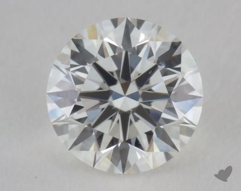 0.55 Carat H-VS2 Excellent Cut Round Diamond
