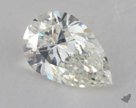 1.03 Carat H-VS2 Pear Shaped  Diamond