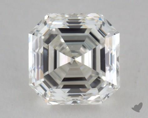 0.90 Carat I-VS2 Asscher Cut Diamond