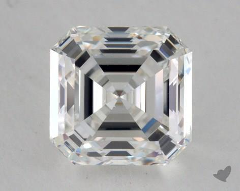 2.52 Carat G-VS2 Asscher Cut Diamond