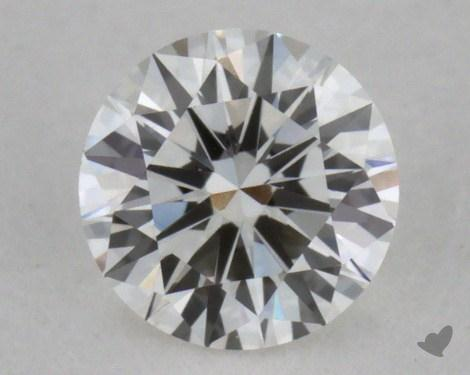 0.31 Carat E-VVS1 Excellent Cut Round Diamond