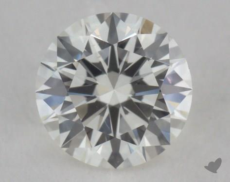 0.50 Carat I-SI1 Ideal Cut Round Diamond