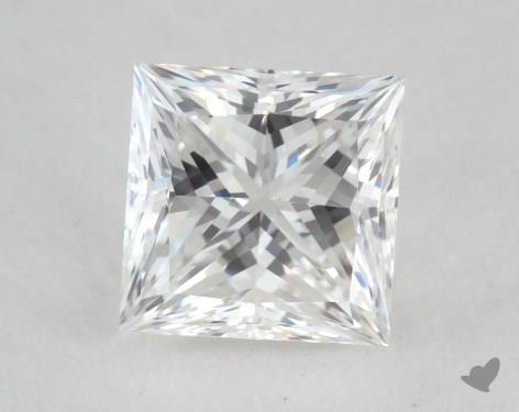 0.70 Carat G-VS1 Princess Cut Diamond