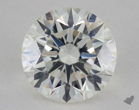 1.30 Carat I-VVS2 Excellent Cut Round Diamond