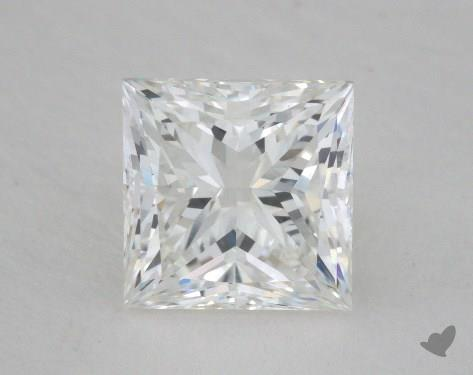 1.52 Carat G-VS1 Ideal Cut Princess Diamond