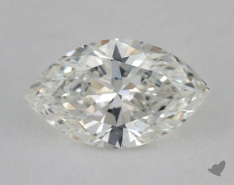 1.02 Carat H-VS1 Marquise Cut  Diamond