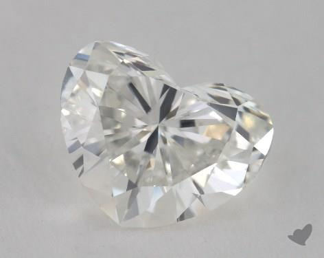 1.82 Carat H-VS2 Heart Shaped  Diamond