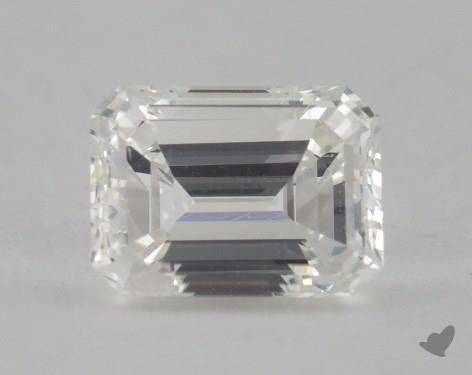 1.02 Carat H-VS2 Emerald Cut Diamond
