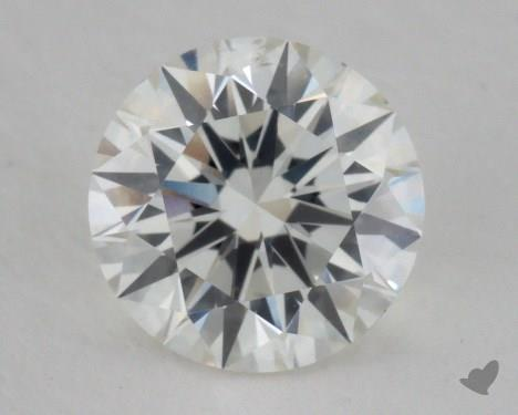 1.51 Carat H-VS2 Excellent Cut Round Diamond