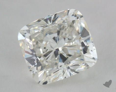 1.54 Carat H-VS2 Cushion Cut Diamond