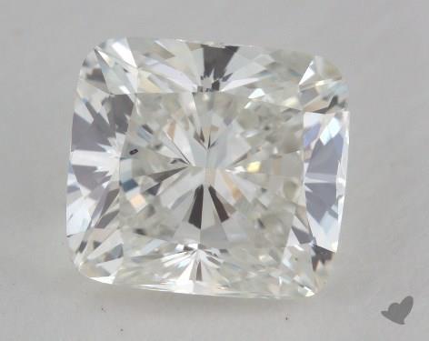 1.80 Carat H-VS2 Cushion Cut Diamond