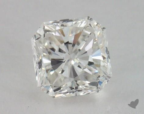1.30 Carat H-VS2 Radiant Cut  Diamond
