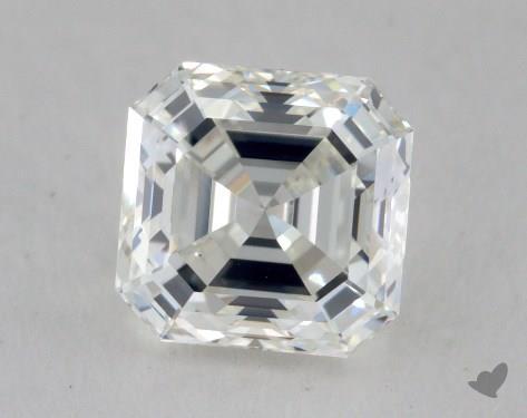 1.07 Carat H-VS2 Asscher Cut Diamond