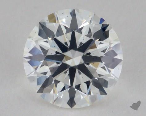 1.33 Carat H-VS2 Excellent Cut Round Diamond