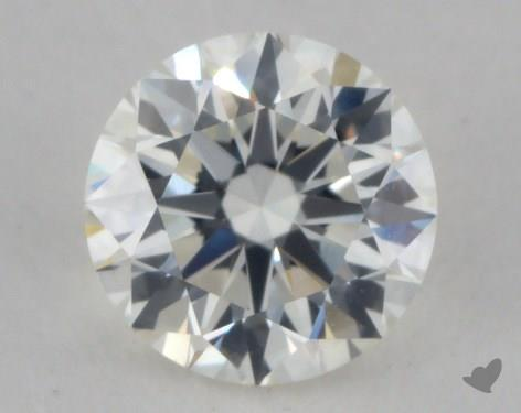 0.73 Carat H-VS2 Excellent Cut Round Diamond