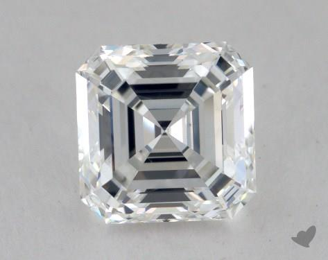 2.03 Carat G-SI1 Asscher Cut Diamond