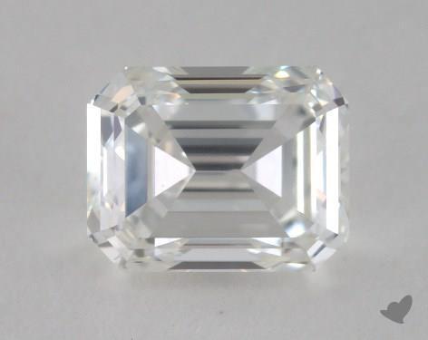 0.96 Carat H-VS2 Emerald Cut Diamond